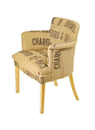 Sheffield Grain Sack Chair