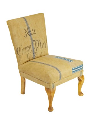 Pfeiffer Vintage Grainsack Chair
