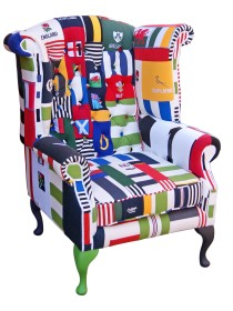 Rugby Chair – As seen on Sky Sports
