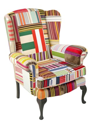 Eric's Chair – DIYSOS Wing Chair