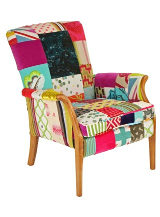 Parker Knoll Patchwork Chair – Liberty