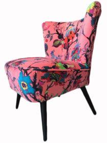 Hackney Vintage Cocktail Chair