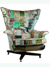 Bond Gplan Chair-  Envy shades – made to order